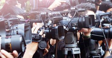 TiE IN THE MEDIA