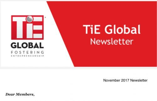 TiE Global Newsletter